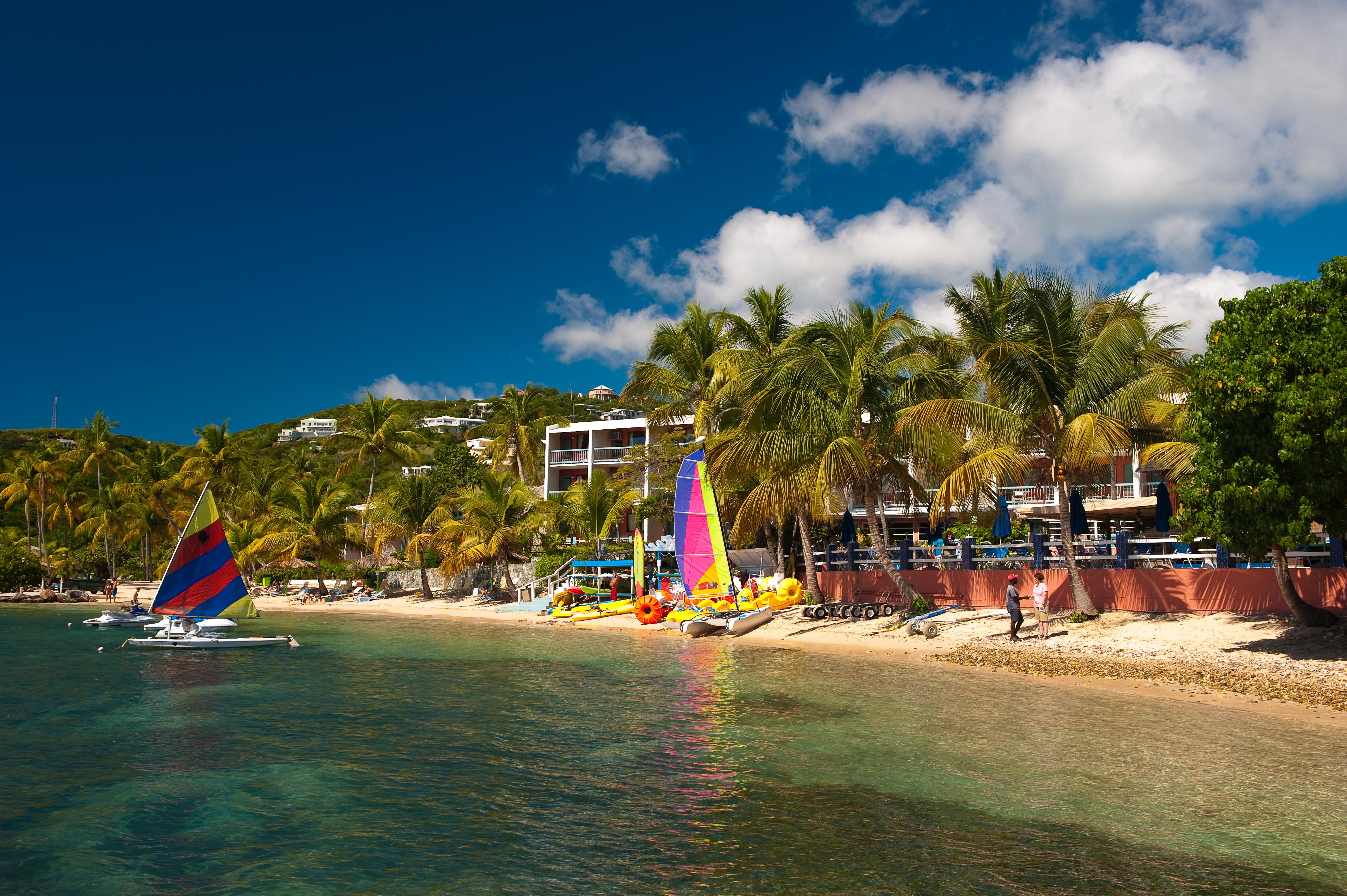 Bolongo Bay Beach Resort Installs