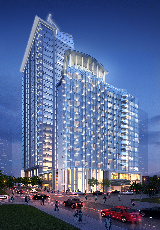 Kimpton Reveals Two Future Charlotte Hotels