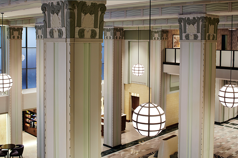 Esg Architects Designs Hilton Garden Inn Phoenix Downtown Hotel Management