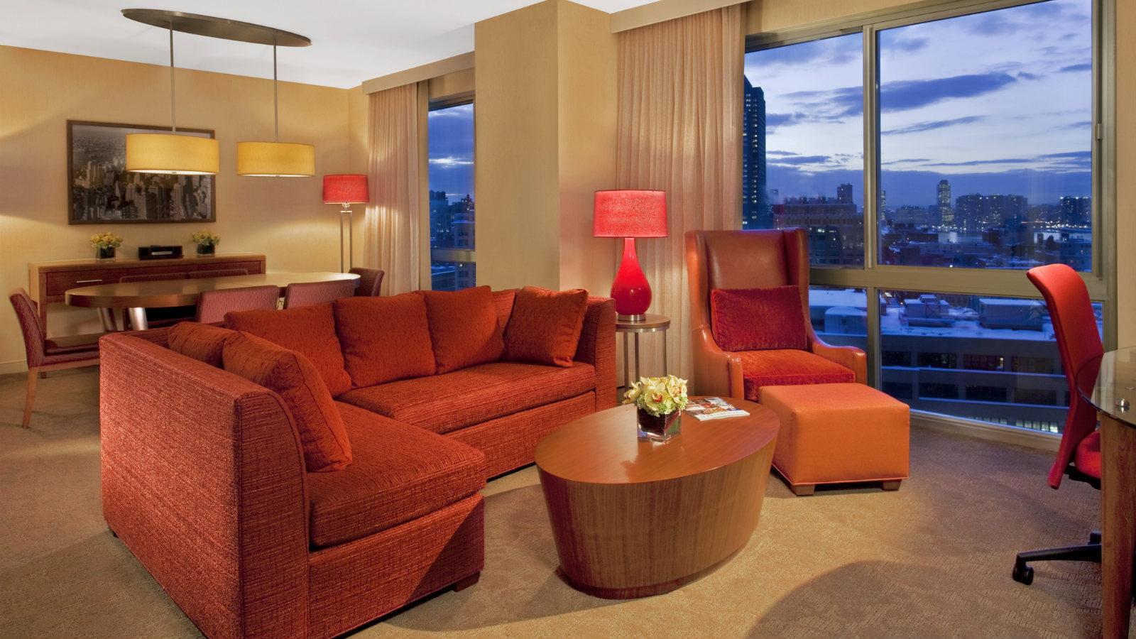Singapore S Ascott Reit Buys Sheraton Tribeca New York Hotel Hotel Management