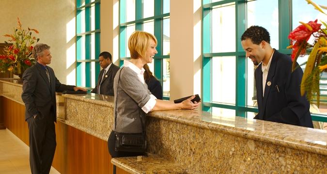 Hotel Desk Receptionist Jobs