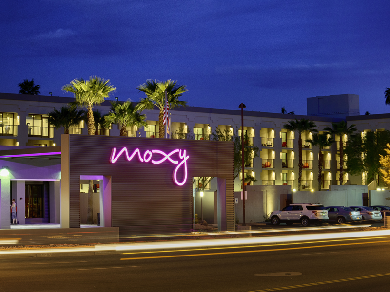 Here S How The New Moxy In Tempe Came To Life