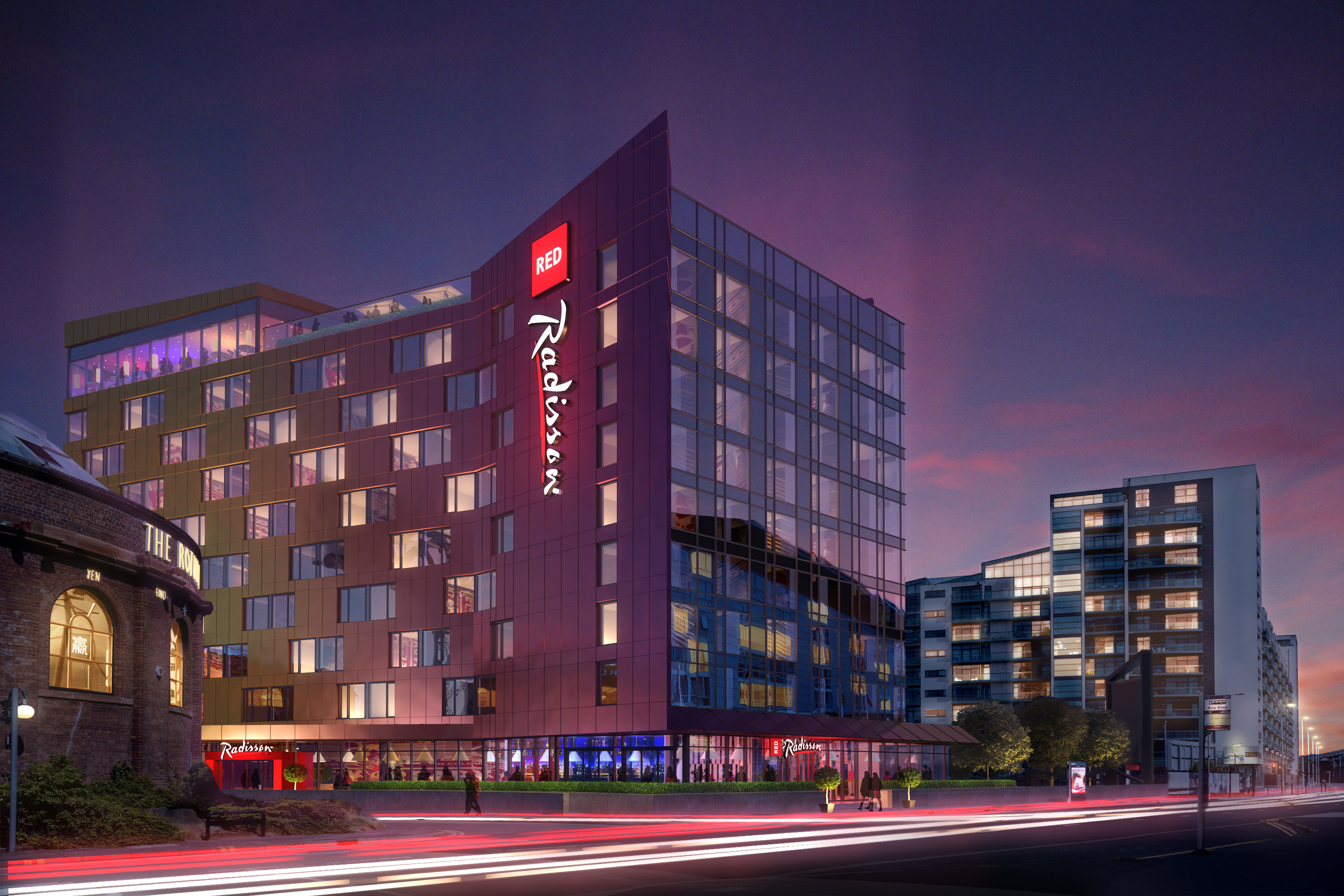 carlson rezidor jumpstarts radisson red brand hotel management