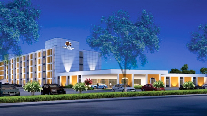 Texas Doubletree Reveals Renovation New Director Of S Hotel Management