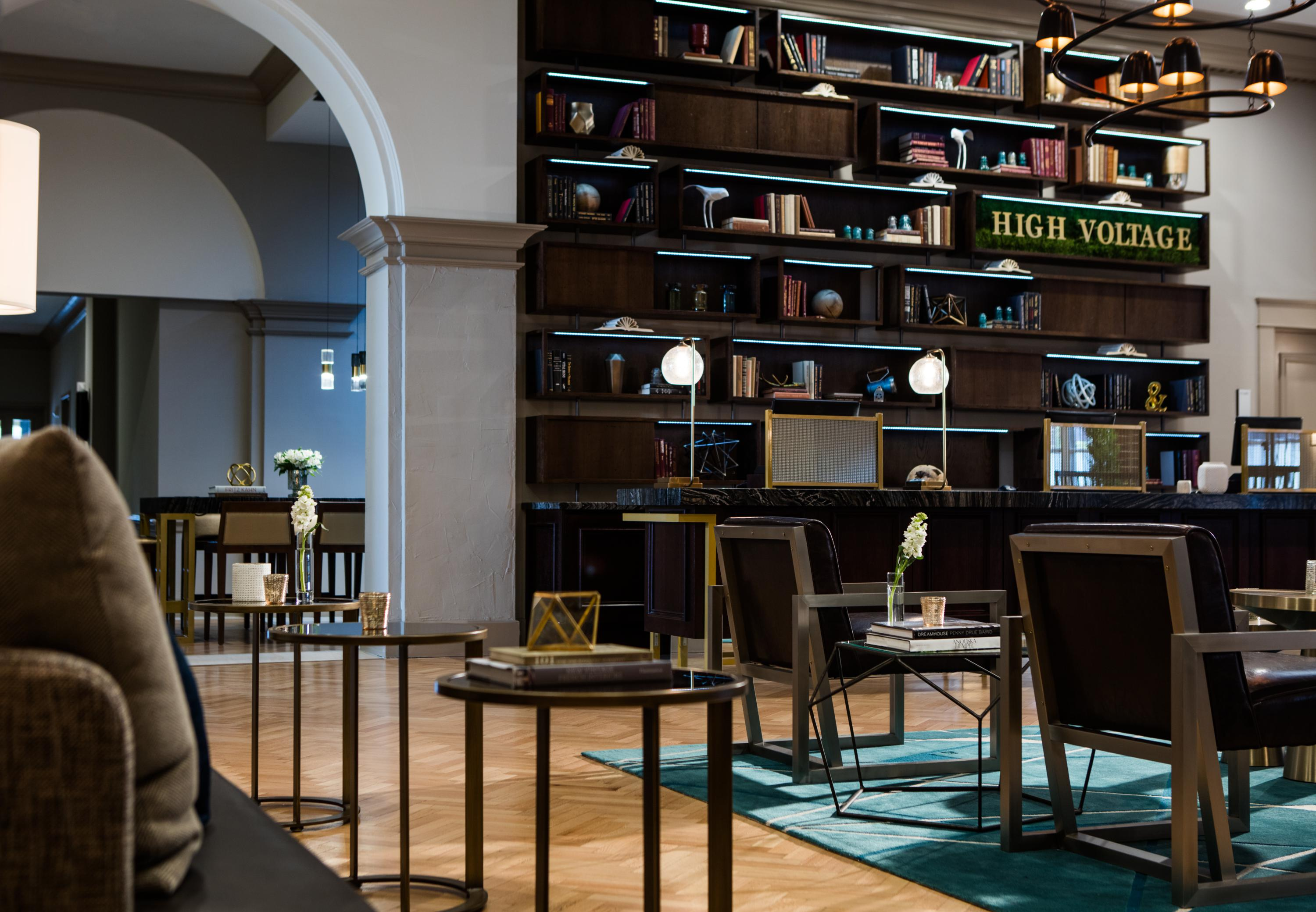Technology is driving the simplification of hotel front for Design hotel jena