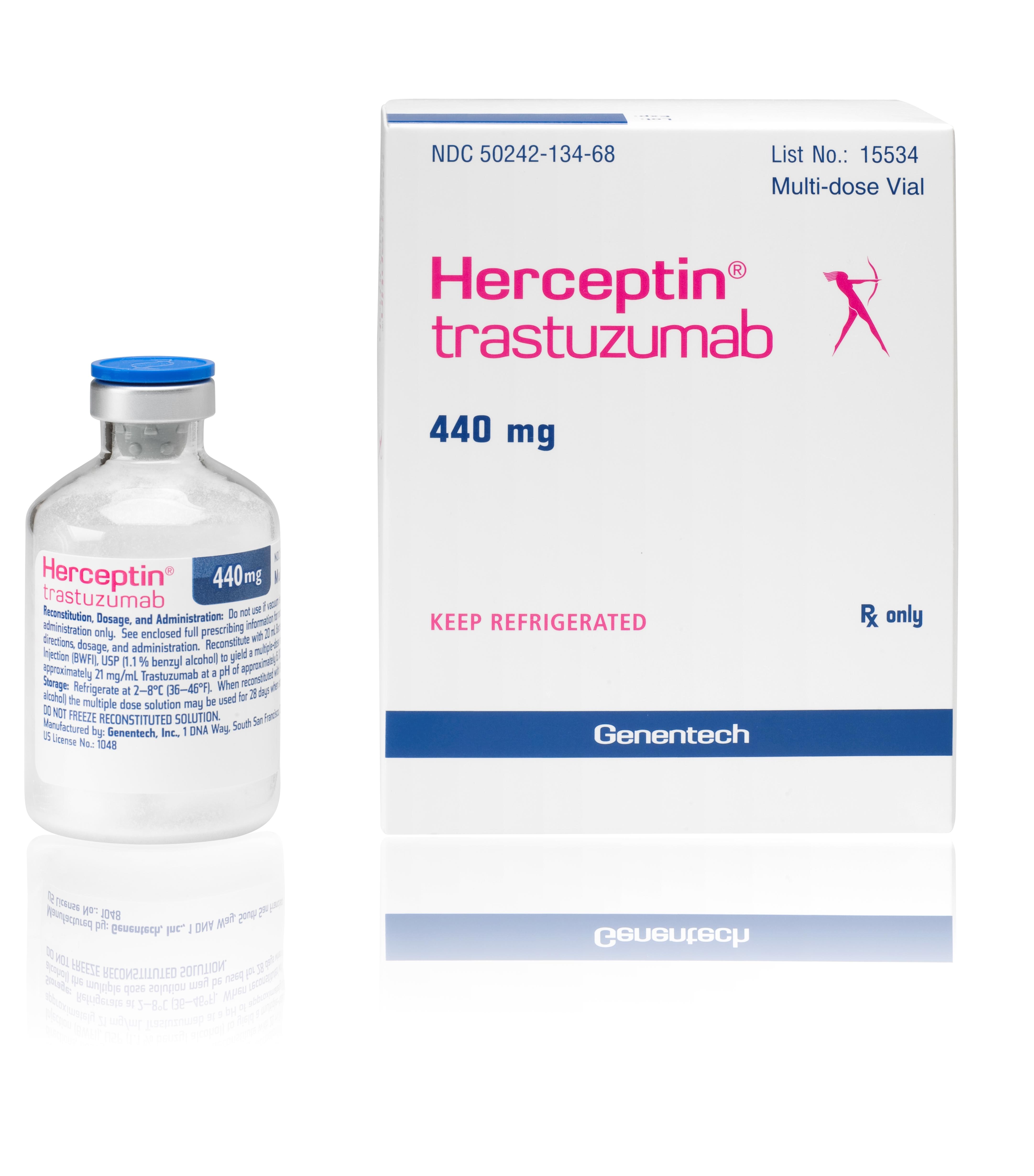 Герцептин схемы лечения