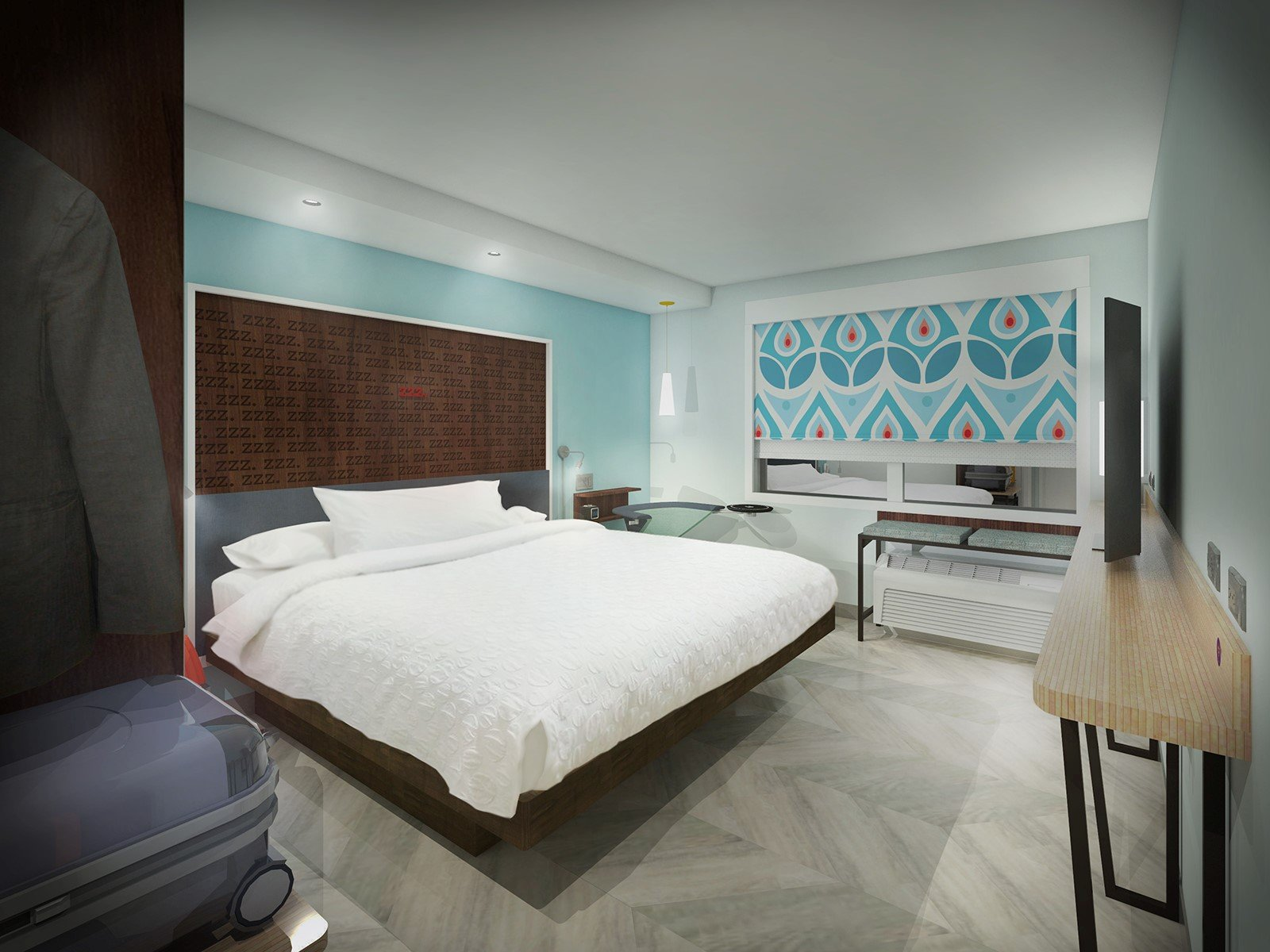 Hilton chooses atlanta area for first tru hotel hotel for What hotel chains does hilton own