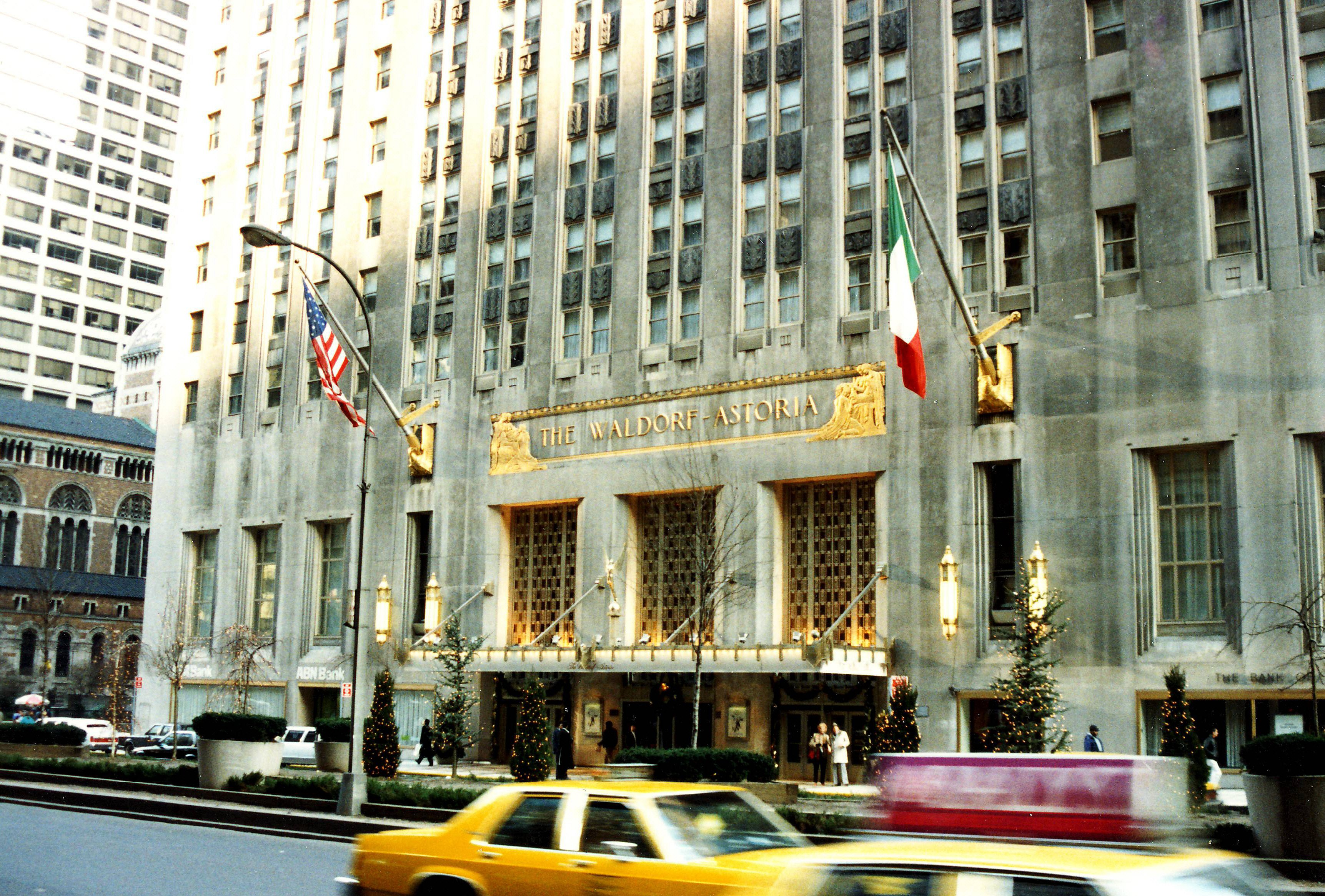 Waldorf Astoria to shut down during three-year renovation | Hotel Management