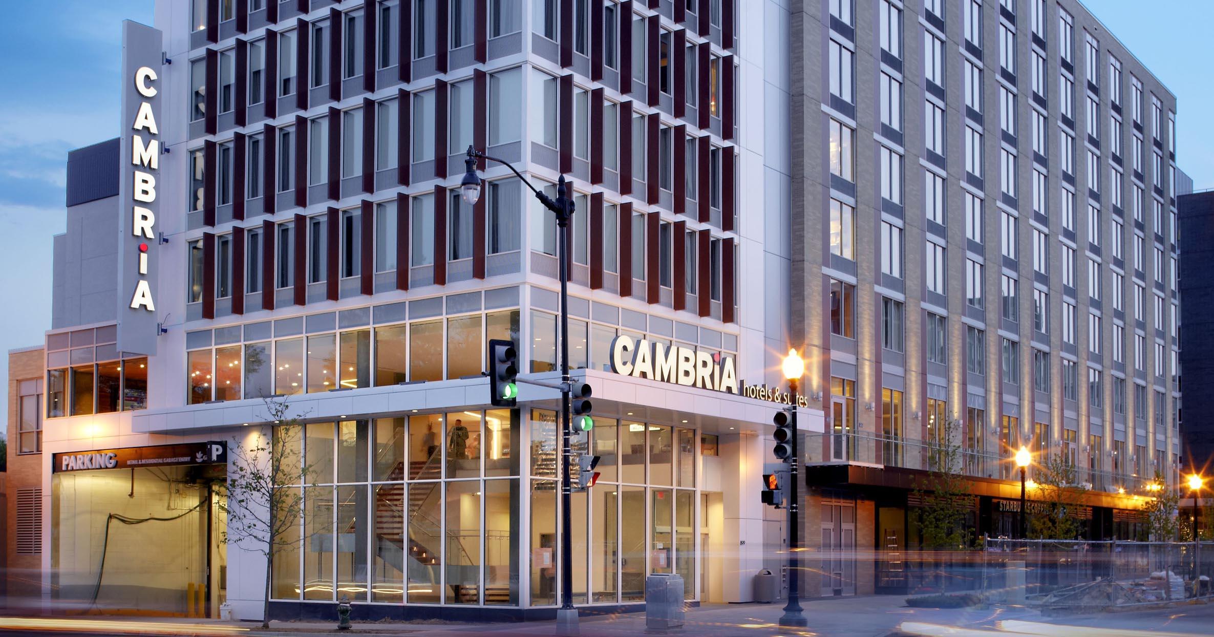 Cambria Hotel Chicago Room Service