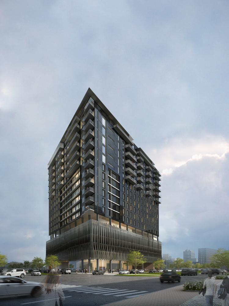 Development to start on virgin hotel dallas this october for Design hotel slowenien