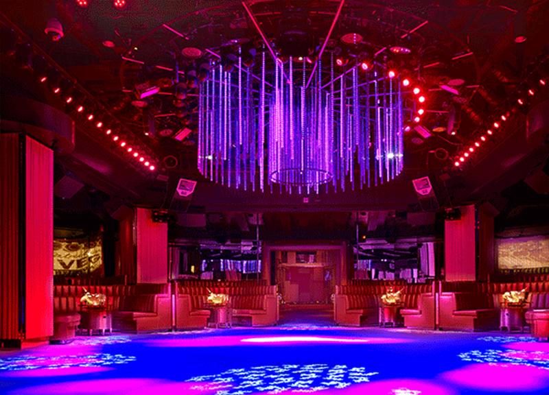 Roger thomas helps design new nightclub at wynn las vegas for Wynn design and development las vegas