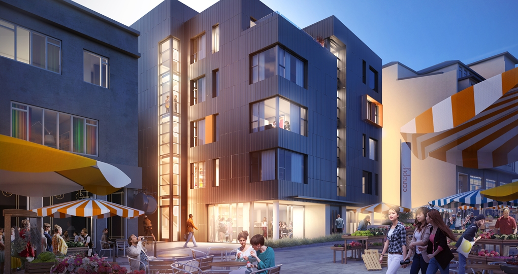 Hilton opens world 39 s first canopy in reykjavik iceland for Hotels in reykjavik centre