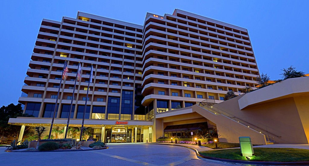 Carey Watermark Investors 2 S San Go Marriott La Jolla Hotel Management