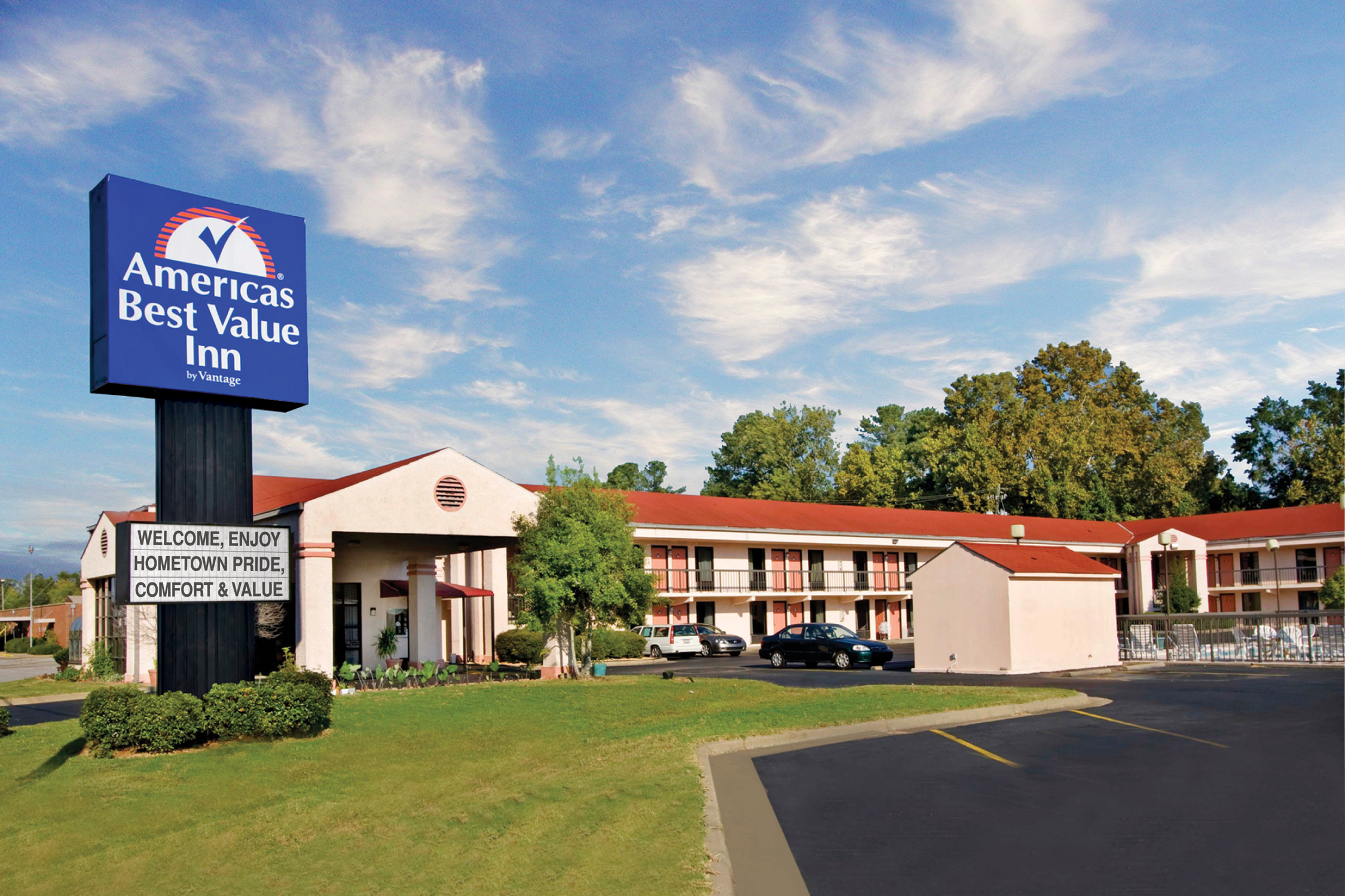 Americas Best Value Inn Page - Vantage hotels launches full scale loyalty program