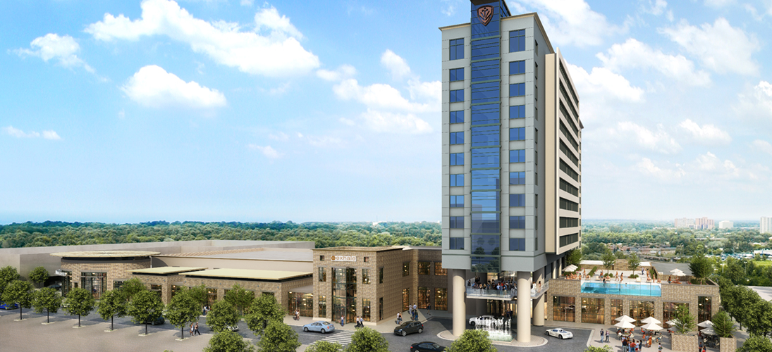 Independent luxury hotel begins development in alpharetta for Luxury independent hotels