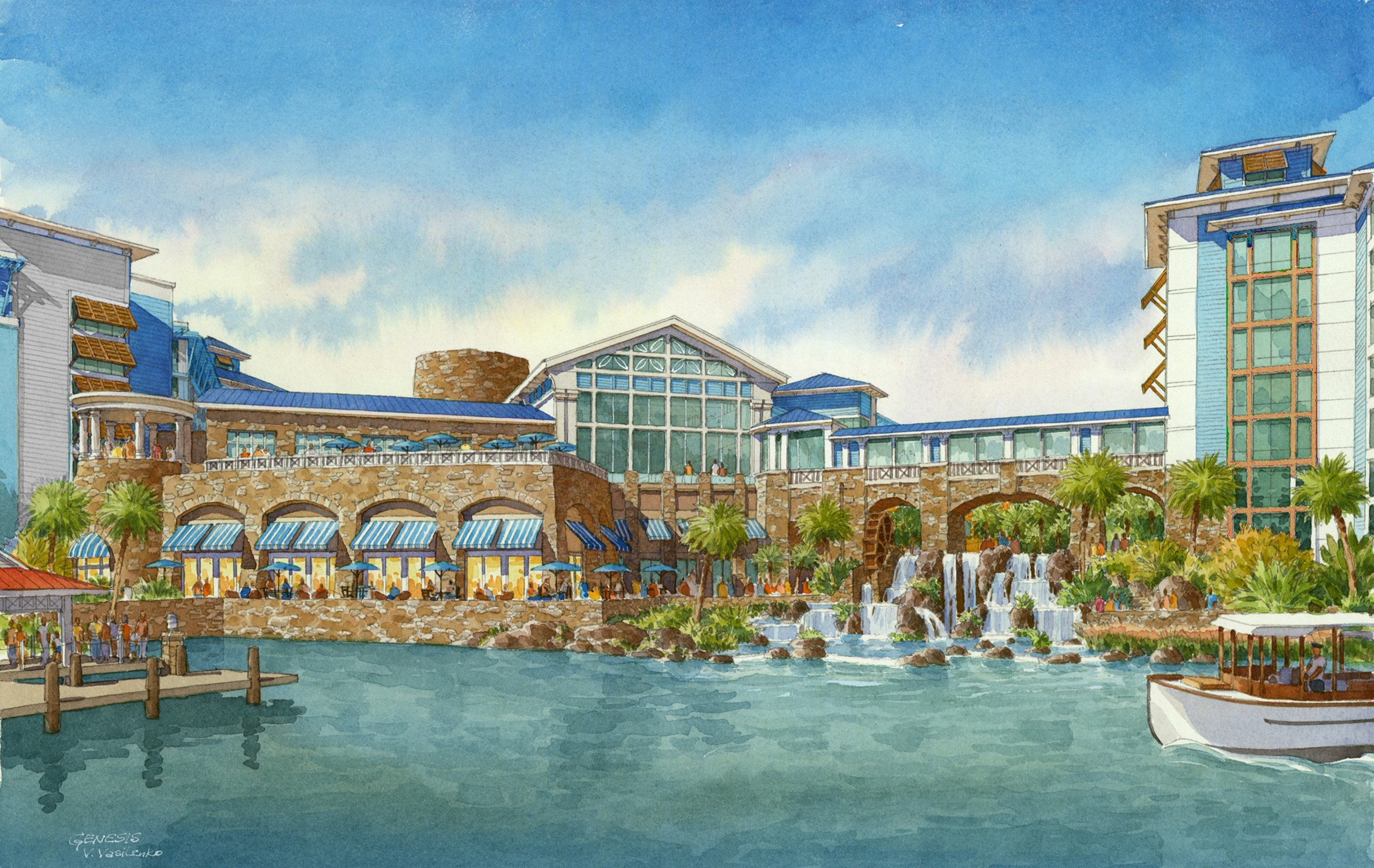 universal orlando submits plan for a sixth hotel hotel management