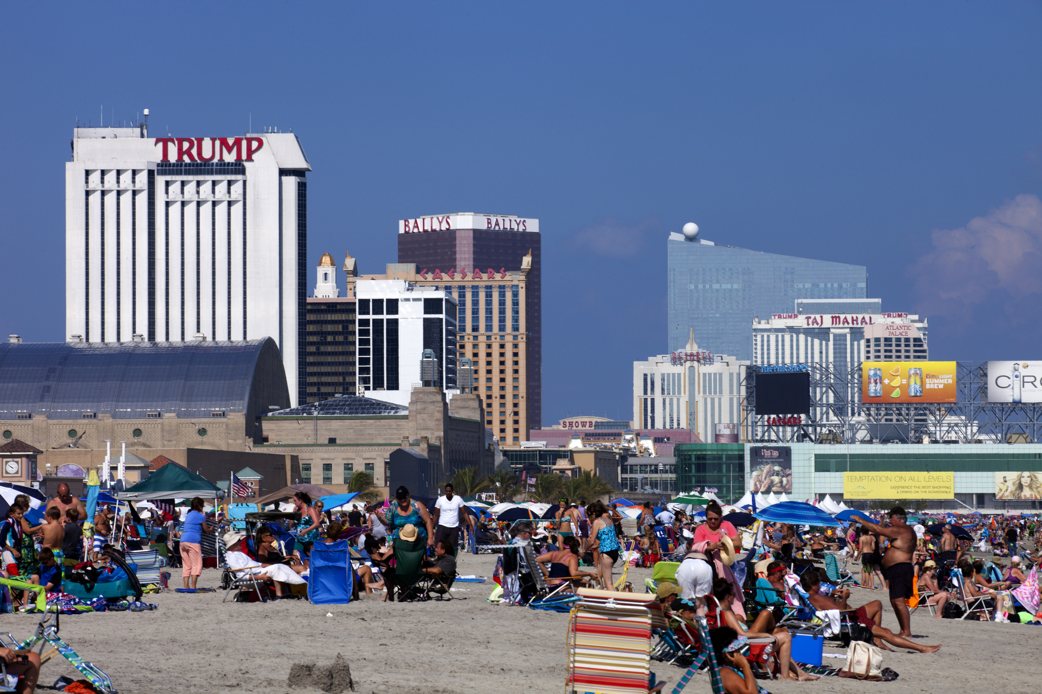 Why Atlantic City Casinos Are Really Failing