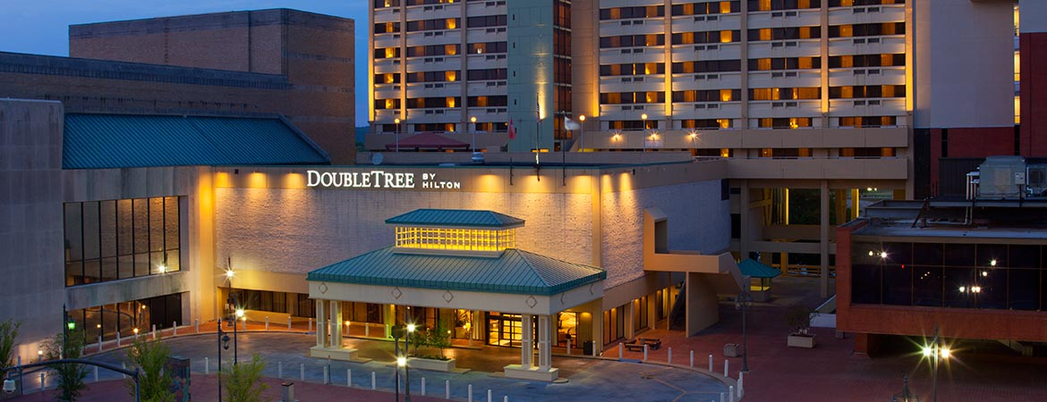 Arkansas DoubleTree begins multimillion-dollar renovation | Hotel ...