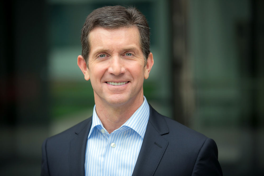 The 59-year old son of father (?) and mother(?) Alex Gorsky in 2020 photo. Alex Gorsky earned a  million dollar salary - leaving the net worth at  million in 2020