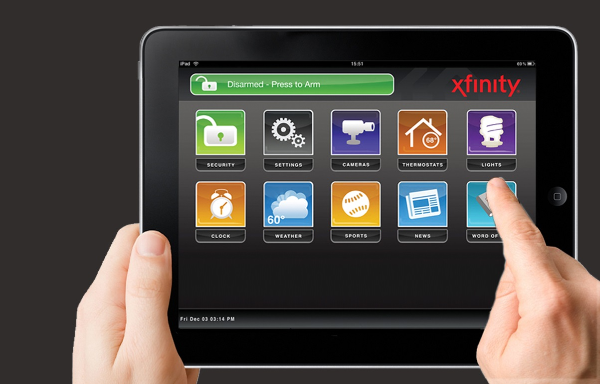 Comcast S Xfinity Home Offers Cellular Backup But The