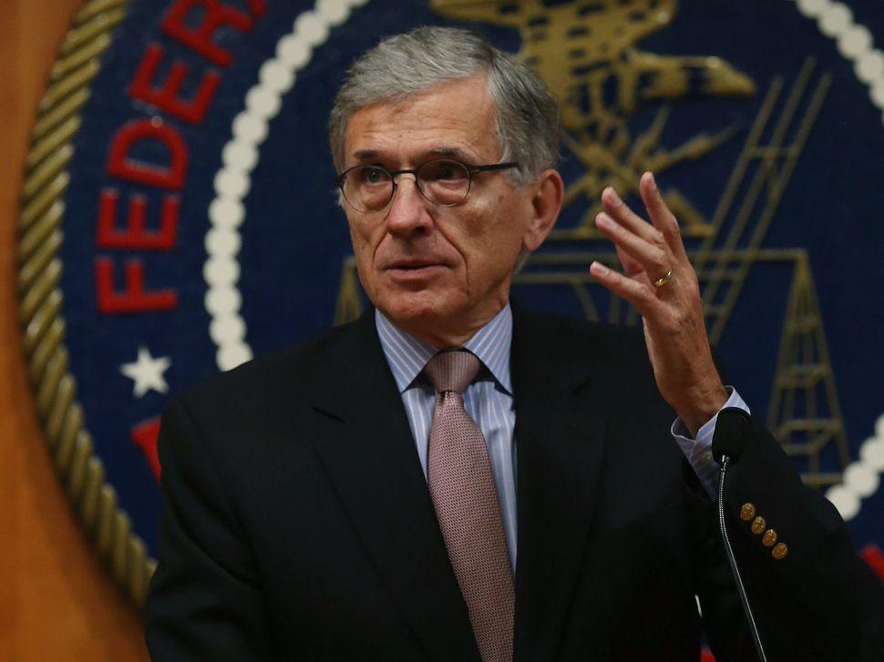 Tom Wheeler, Chairman of the FCC