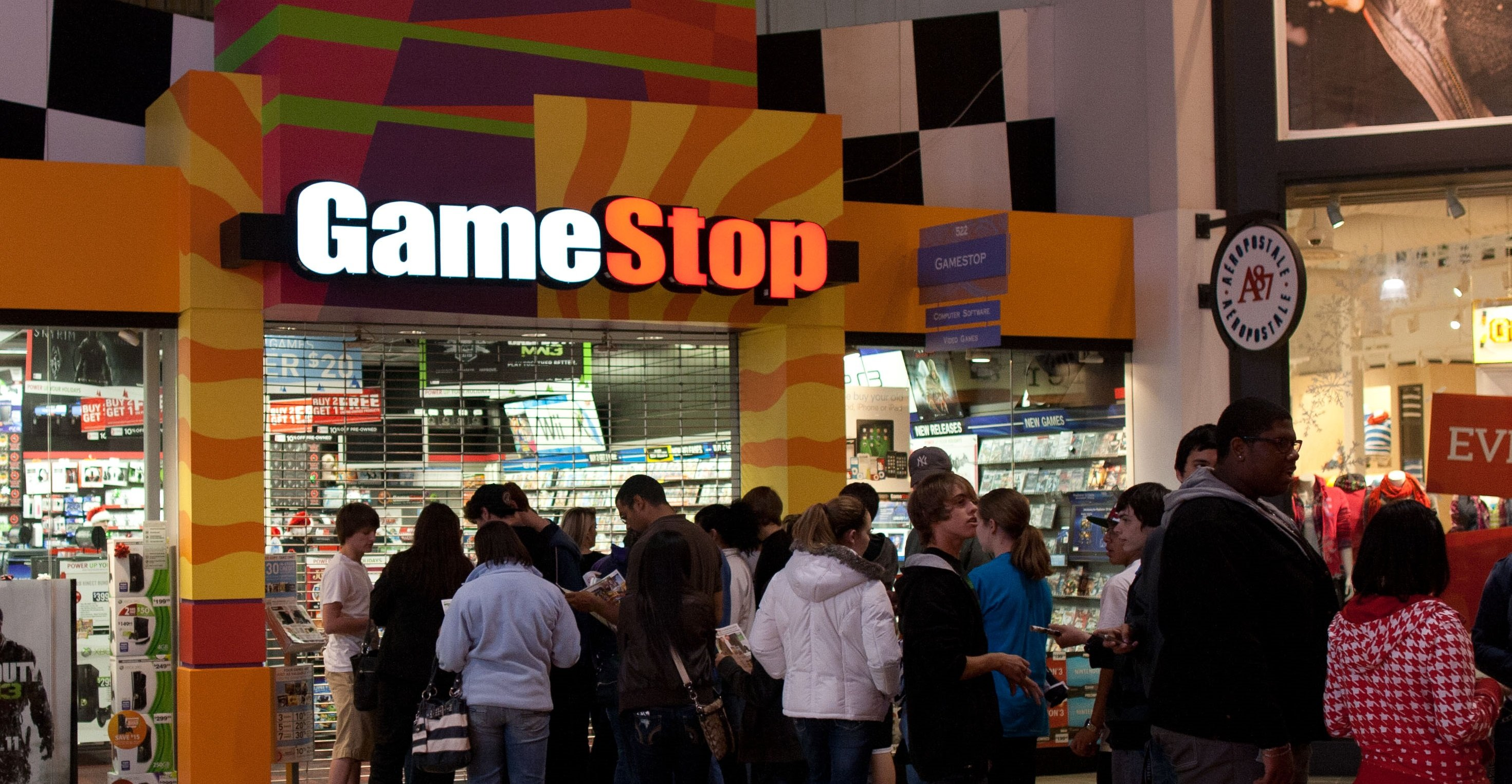 Gamestop online shopping