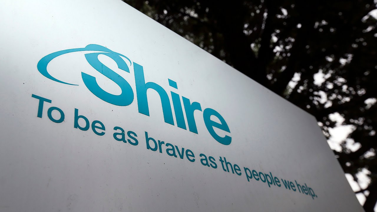 With weight-control peers flailing, Shire keeps growing