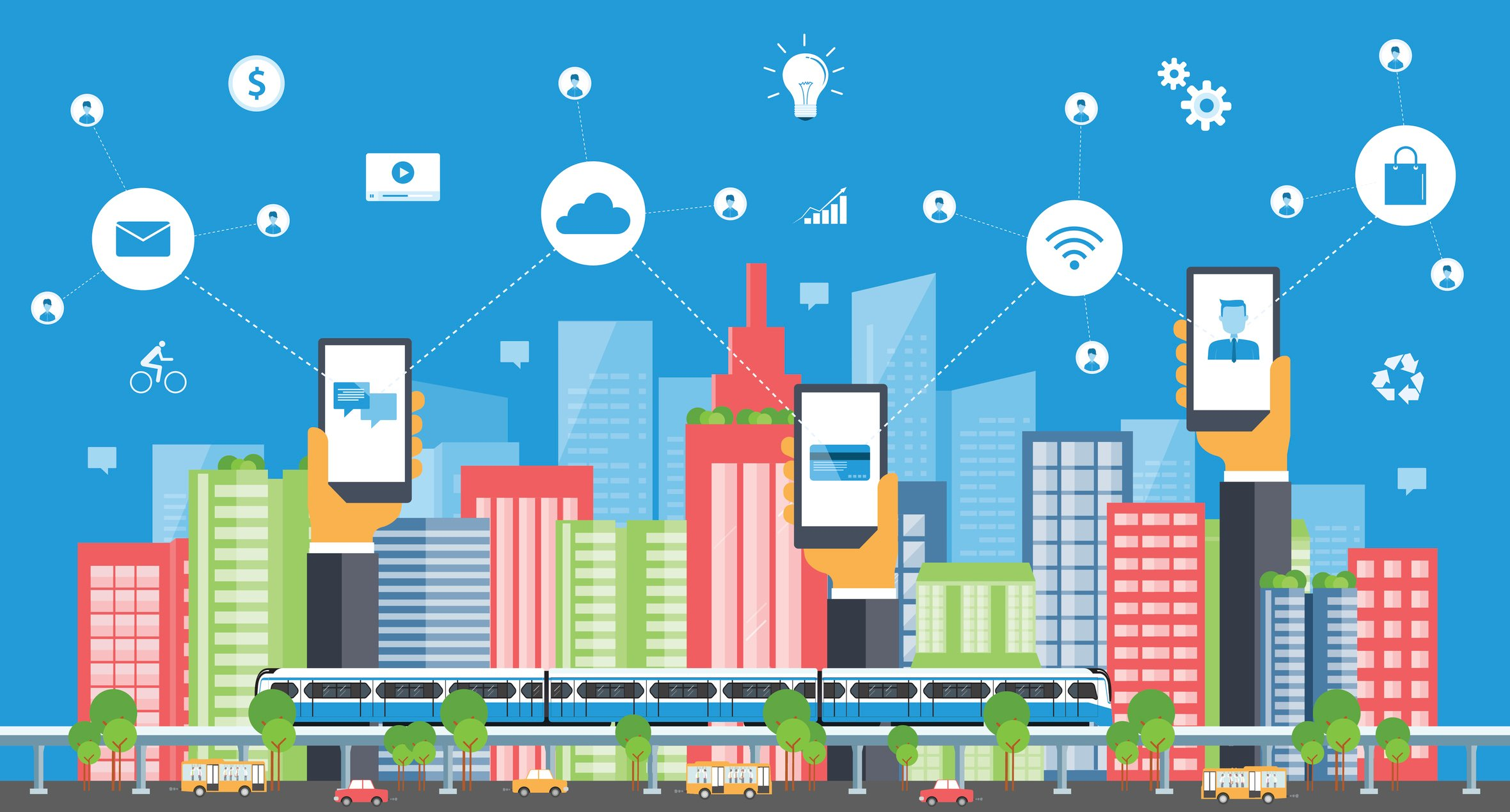 How Smart Cities Are Leading The Way To Smart Tourism