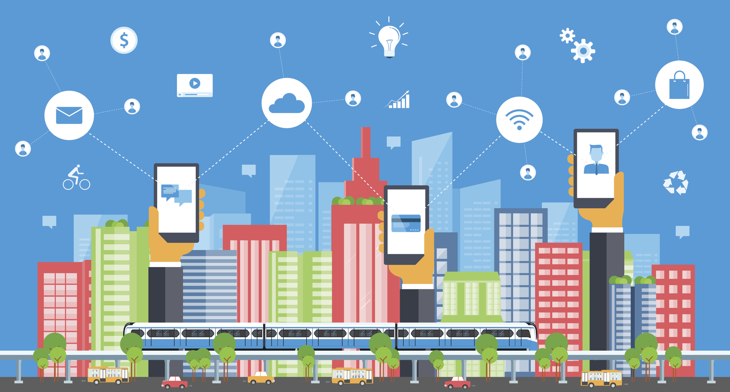 How smart cities are leading the way to smart tourism for Smart city design hotel