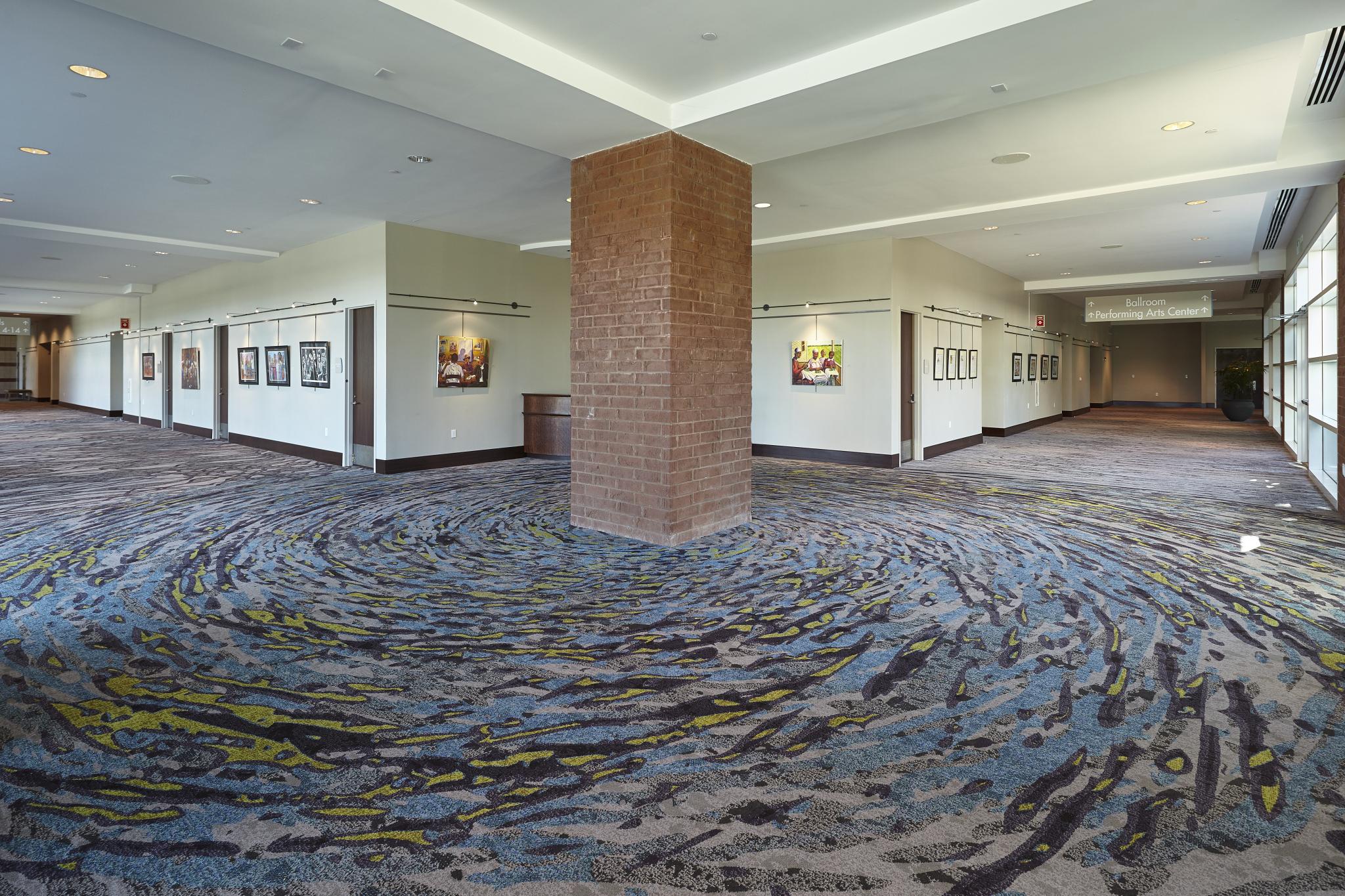 Flooring Future Still Includes Rugs Carpeting Hotel