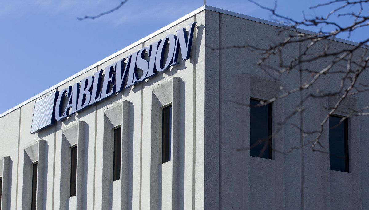 Cablevision offices