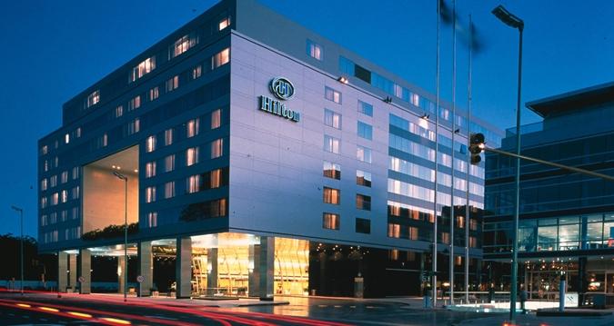 Hilton Hotel Budapest City Centre