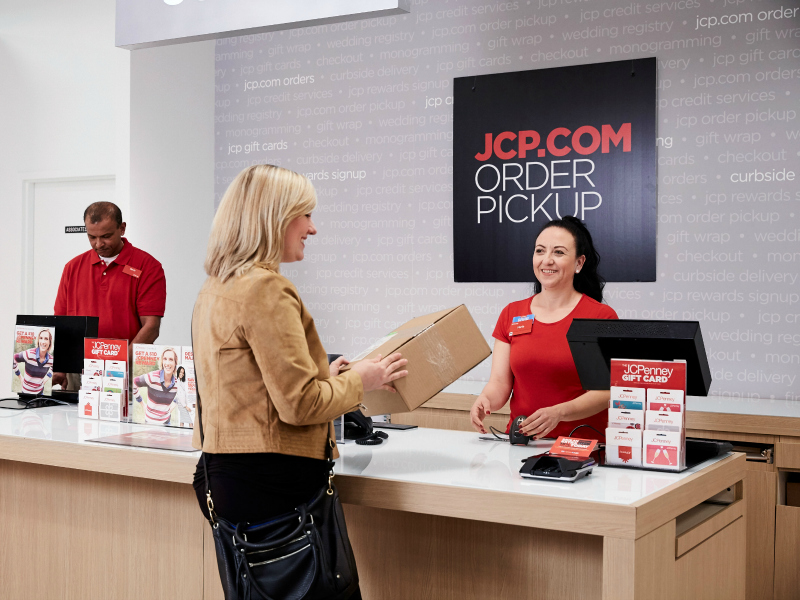 JCPenney is transforming the customer experience