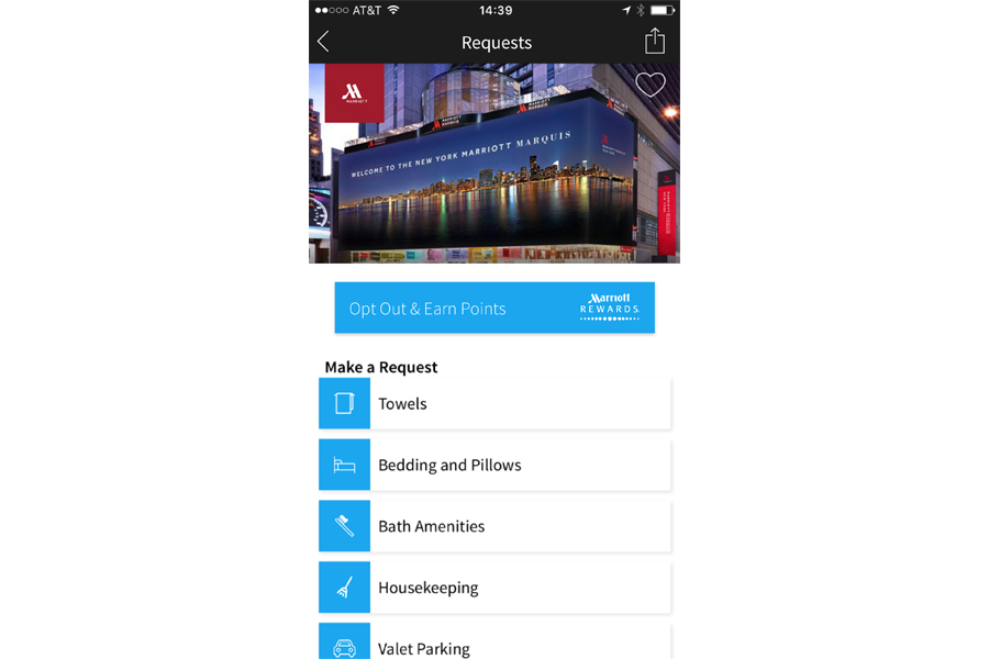 How mobile is changing the guest experience