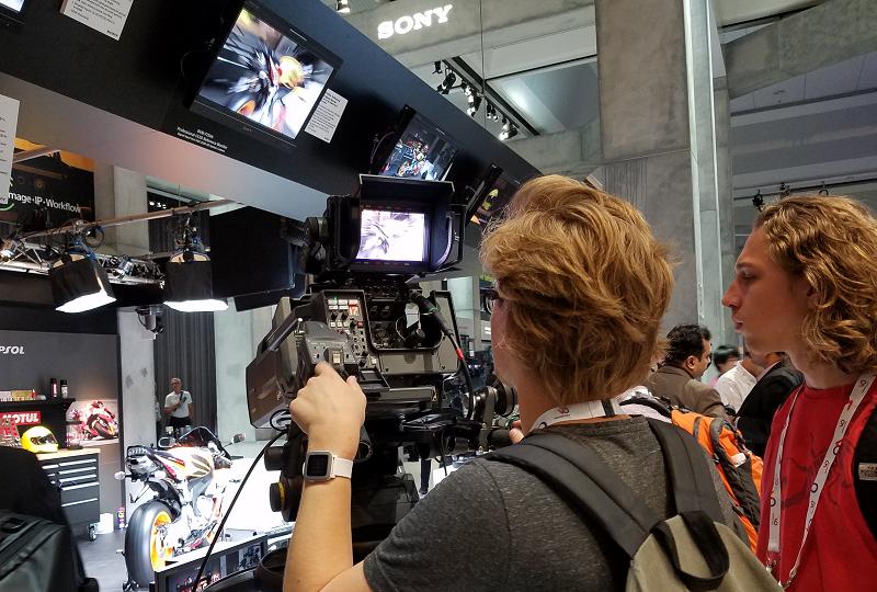 Sony at IBC 2016