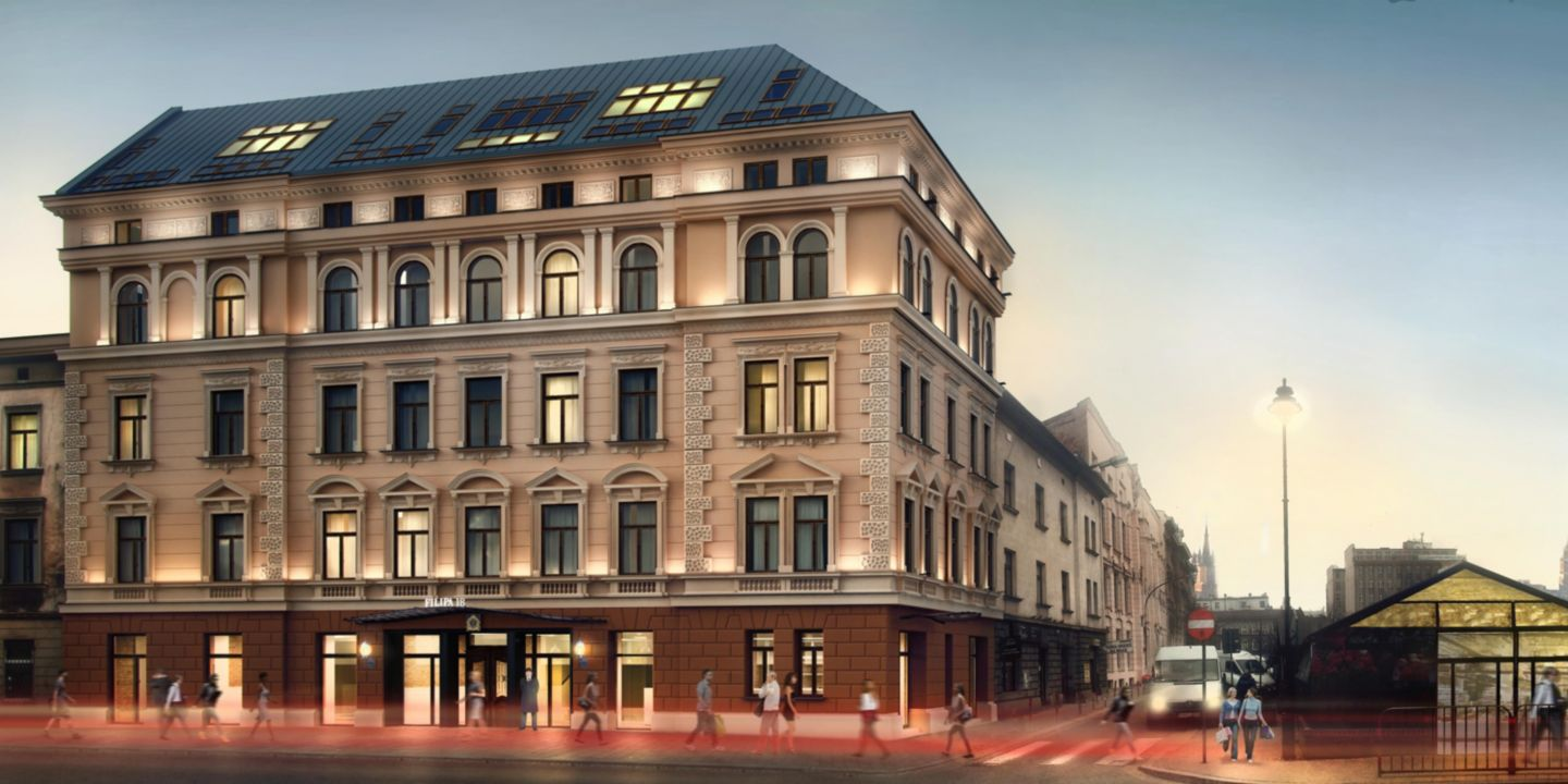 5 reasons behind eastern europe 39 s hotel growth and how for Design hotel jena