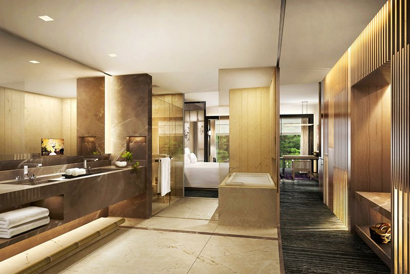 Hba leads design of four seasons kyoto hotel management for Design hotel kyoto