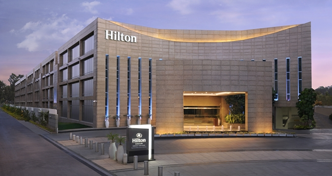 Hilton Group Of Hotels In Bangalore