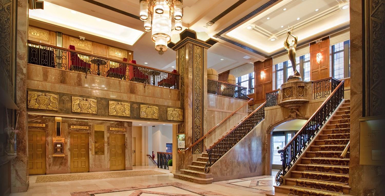 Kansas City S Hotel Phillips Plans Massive Overhaul