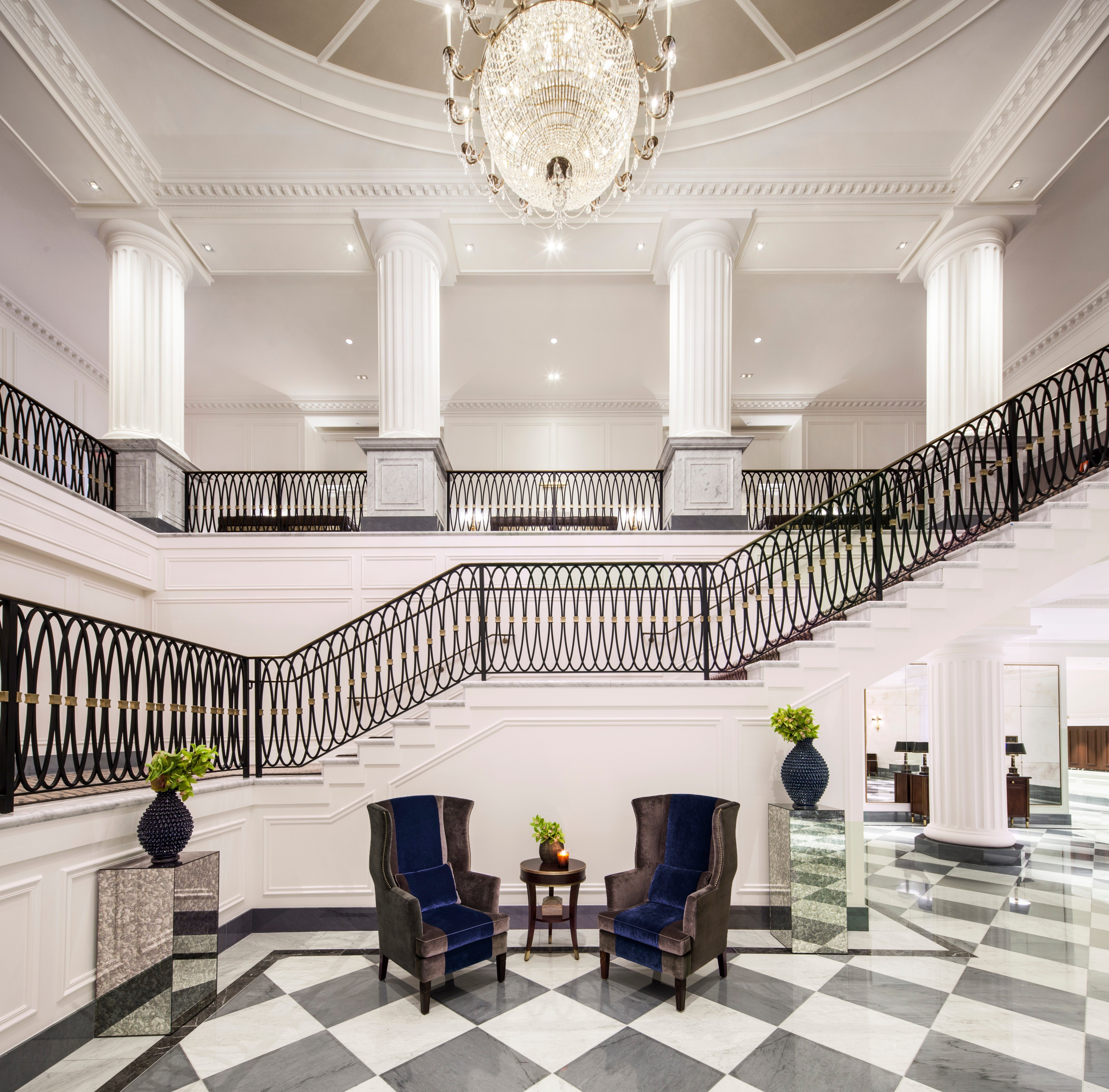 How 180 Million Transformed The Intercontinental New York Barclay Hotel Management