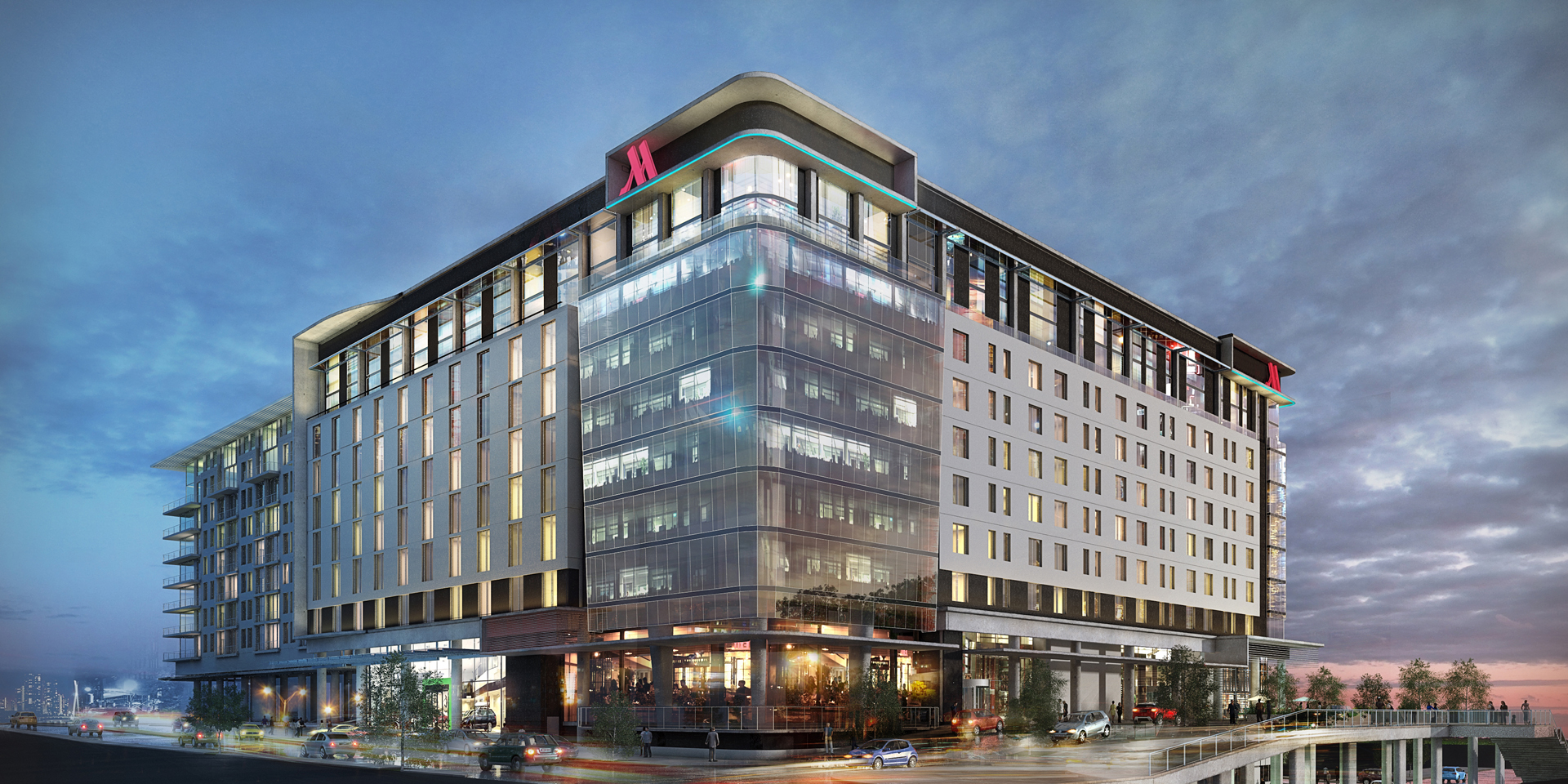 Marriott Best Western Announce Plans For African