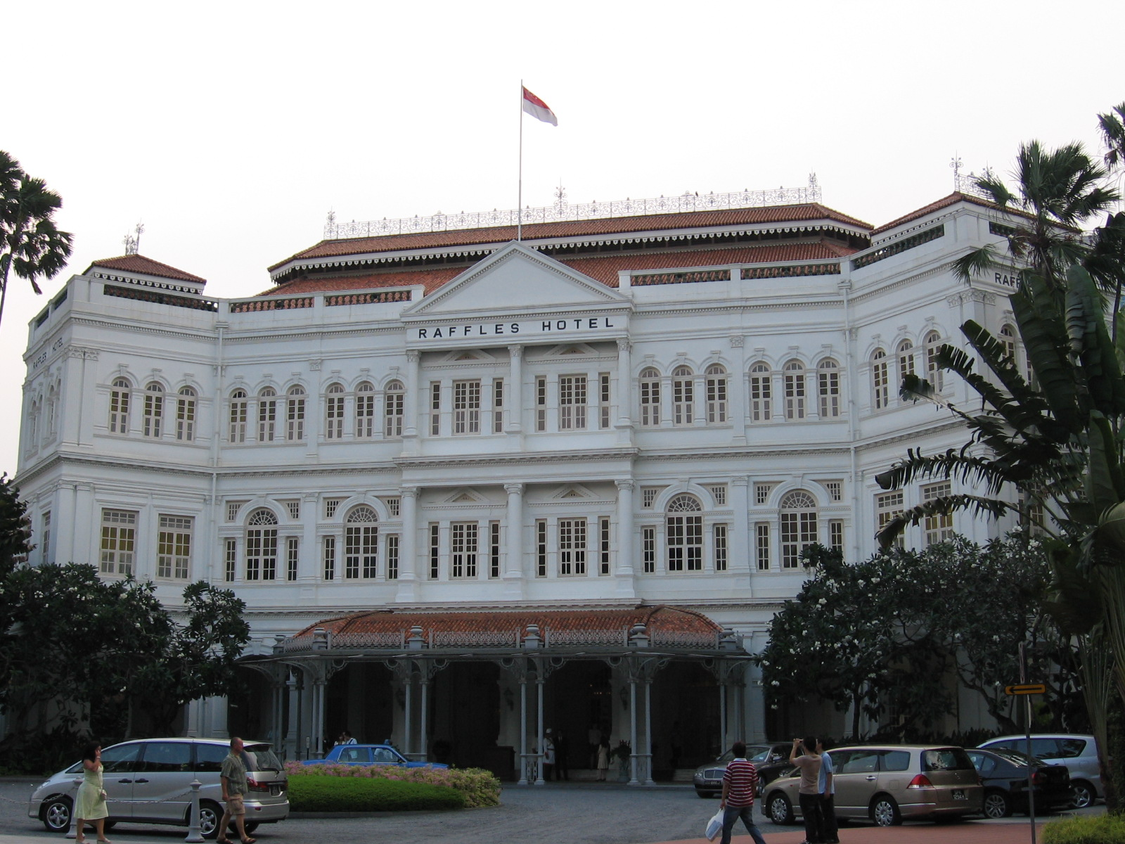 Katara Hospitality To Shut Down Raffles Singapore For Renovations
