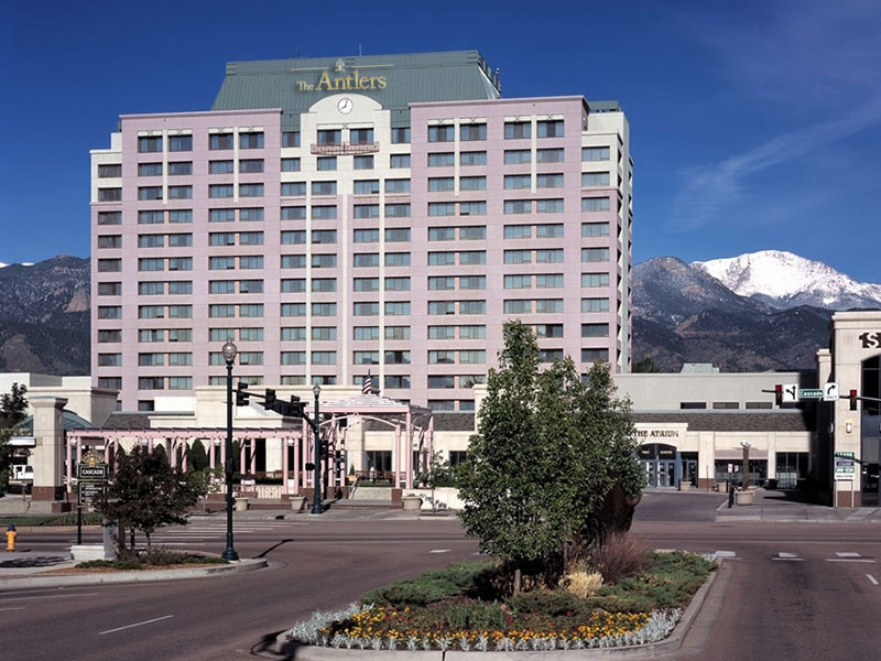 The Antlers Hotel Opens In Colorado Springs Management