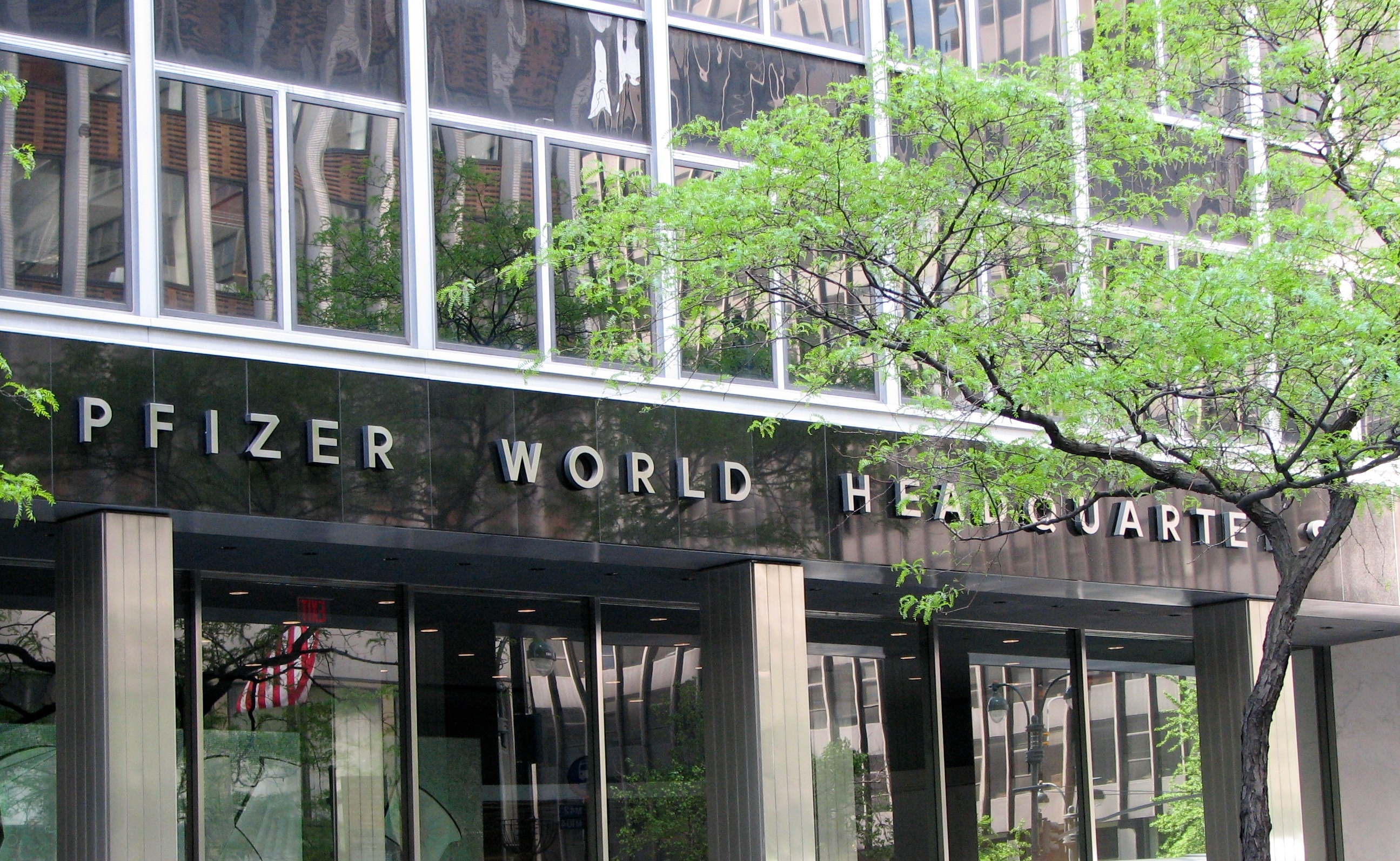 Pfizer Plots Move To New And Improved Hq In Manhattan Fiercepharma