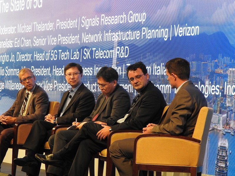 state of 5g panel