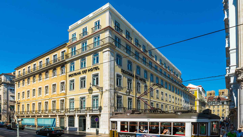Cristiano Ronaldo Hotel