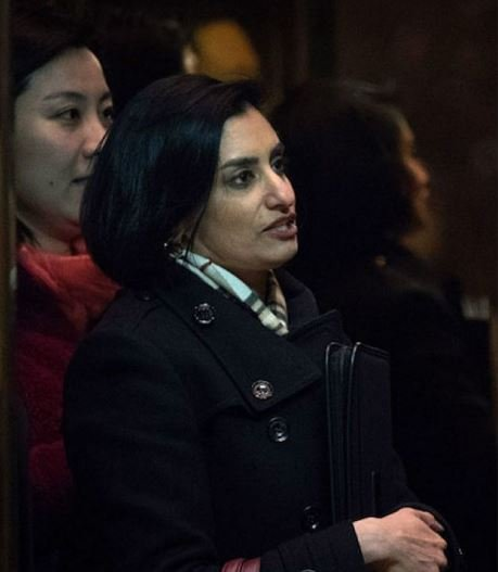 Seema Verma, Trump's pick for head of CMS