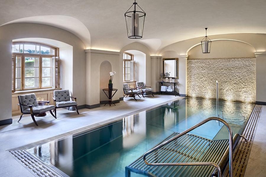 Ava spa at four seasons hotel prague american spa for Spa hotel prague