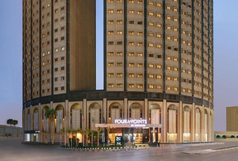 marriott plans new four points in riyadh  saudi arabia
