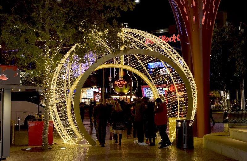 Top Holiday Events in Las Vegas This Winter | Travel Agent ...
